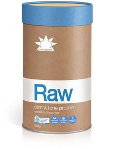 Double chocolate mint Slim & Tone Protein Amazonia Raw 1kg