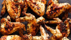 Marinated Chicken Wings 500g