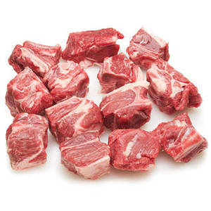 Australian Baby Veal With Bone Local Slaughter 500g