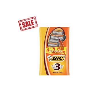 Bic Shaver 3 Sensitive 20pcs