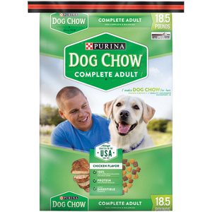 Purina Dog Chow Complete Dog Food 8.39kg