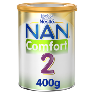 Nestle NAN Comfort 2 Follow-Up Formula From 6 To 12 Months 400g