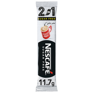 Nescafe 2 In1 Instant Coffee Mix Sachet 11.7gm
