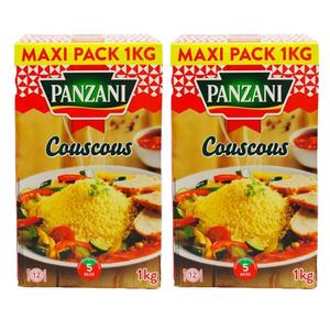 Panzani Couscous 2x1kg