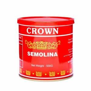 Crown Semolina 3x500gm