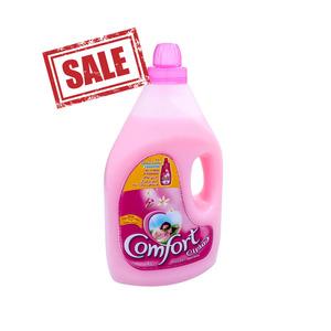 Comfort Flora Soft4 Ltr +Omo Lqd 750 Ml 4 Ltr+750ml
