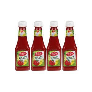 Tiffany Ketchup 4x340gm