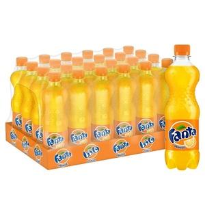 Fanta Orange Pet Bottle 24x500ml
