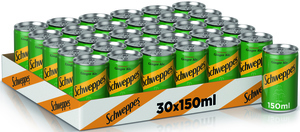 Schweppes Ginger Ale Can 330ml