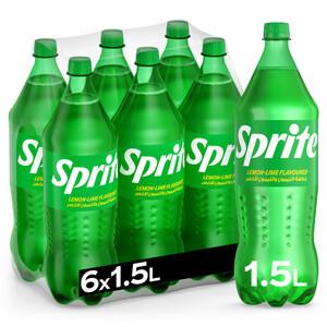Sprite Regular Pet Bottle 1.5L