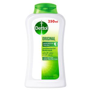 Dettol Original Showergel & Bodywash Pine Fragrance 2x250ml