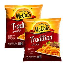 Mccain Tradition Wedges 2x750g
