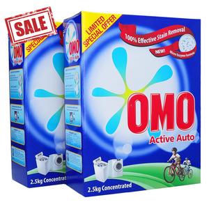 Omo Detergent  Assorted  2.5 Kg 2.5 kg