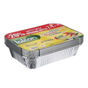 Falcon Aluminum Container 10+2pc