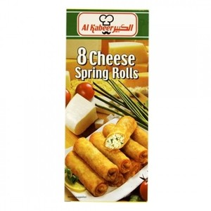 Al Kabeer Cheese Spring Roll 2x240g