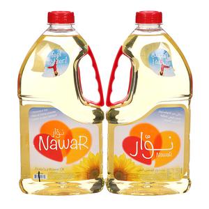 Nawar Sunflower Oil 2x1.8L