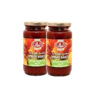 Al Alali Pasta Sauce Recipe Assorted 2x320g