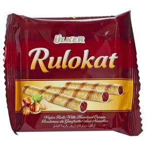 Ulker Wafers Rulokat 24gm