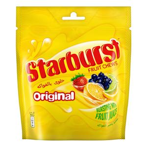 Starburst Fruit Chews Original 165g