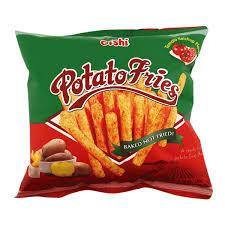 Oishi Potato Fries Ketchup 50g