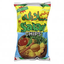 Salad Chips Family Size 75g