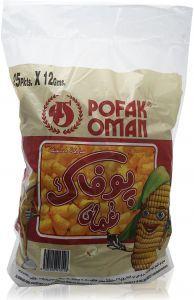 Pofaki Chips 25x12g