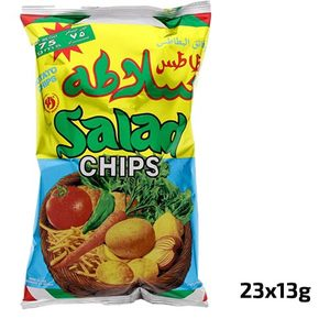 Salad Chips 25x15g