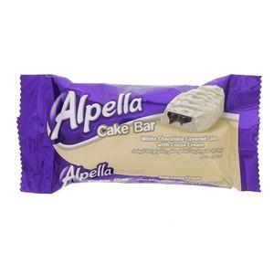 Ulker Alpella White Cake 40g
