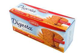 Cuetara Digesta Multi Cereals Biscuit 167gm