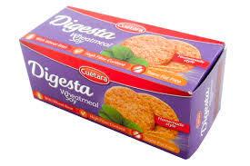 Cuetara Digesta Wheatmeal Biscuit 184gm