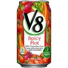 V8 Juice Hot & Spicy 163ml