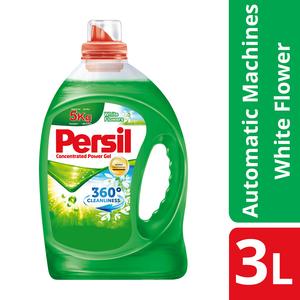 Persil Gel White Flower 3L