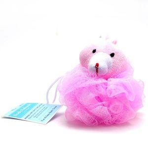 Cala Net Bath Sponge Rabbit 1pc