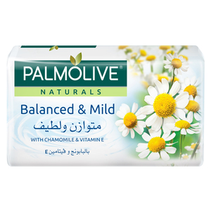 Palmolive Natural Soap Vitamin E & Chamomile 175g