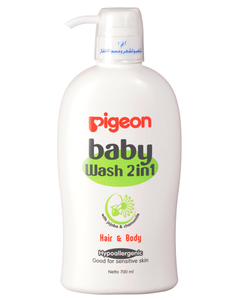 Pigeon Body Wash 2 In1 700ml