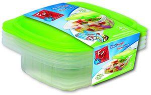 Fun Multipurpose Clear Container 4s