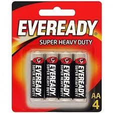 Eveready 1215 Bp4(Aa) 4 S 4s