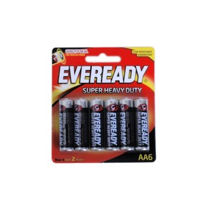Eveready 1215 Bp 4+2 (Aa) 6 S 6s
