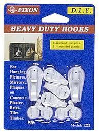 Fixon Hooks Heavy Duty 1222 1pc