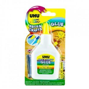 Uhu Arts&Crafts Glue Blister 100ml