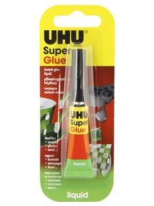Uhu Super Glue Liquid 3gm