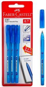 Faber Castell Cx7 Ball Pen 3s