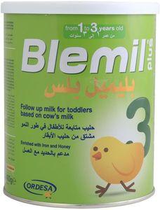 Blemil Plus 3 Growth Milk 400g