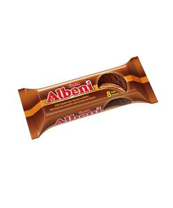 Ulker Albeni Biscuits Round 344gm