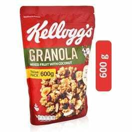 Kellogg's Crunchy Muesli Fruit 600g