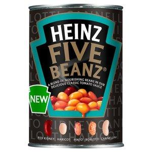 Heinz Five Baked Beans 415g