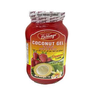 Sibling Sweet Coconut Gel Nata Red 340g