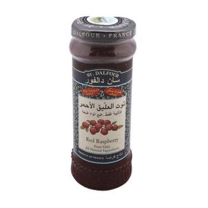 St Dalow Fatour Red Raspberry Jam 284gm