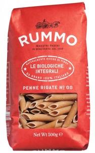 Rummo Penne Rigate N66 Bio Intergrale 500gm