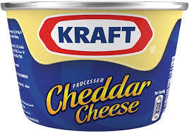 Kraft Cheddar Cheese Can For Cooking 100g